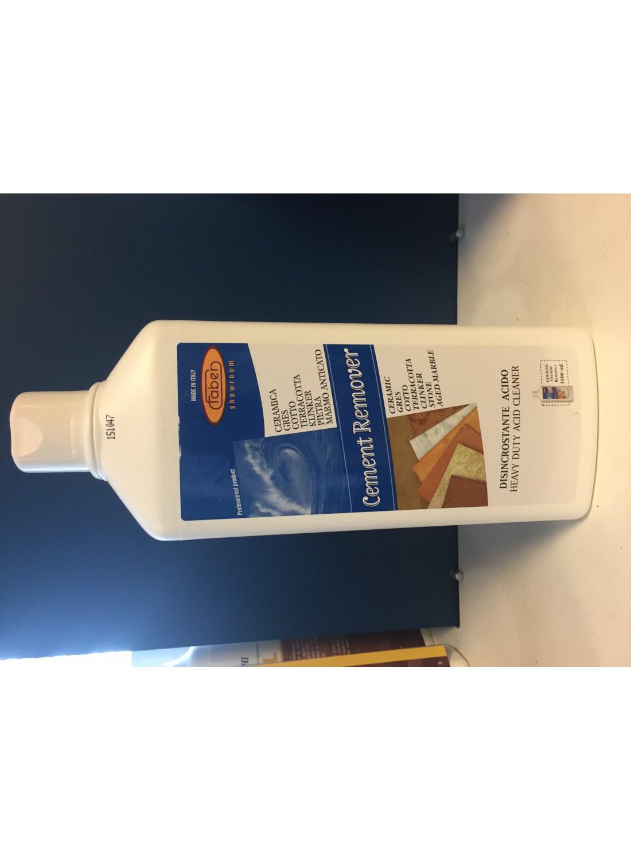 Prodotto per la pulizia energica del dopo posa di - Pulizia piastrelle dopo posa aceto ...